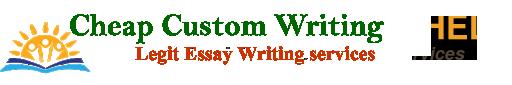 Custom Essays Help